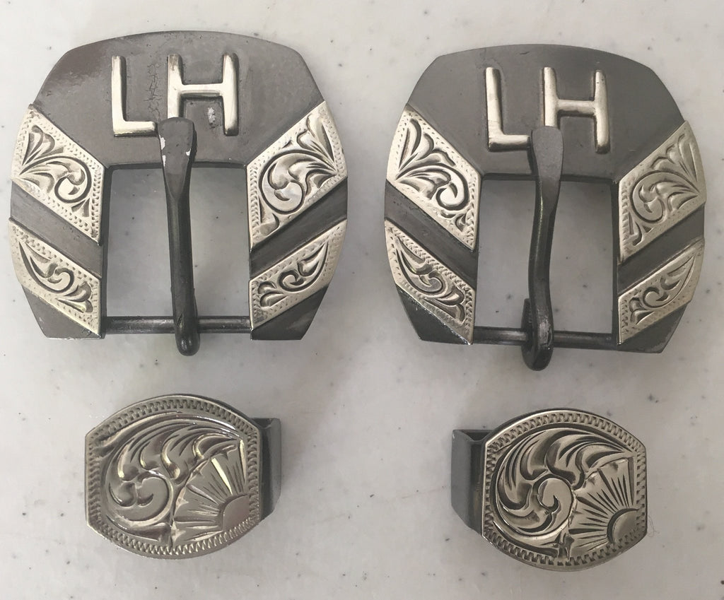CSHB 110 Custom Headstall Buckles