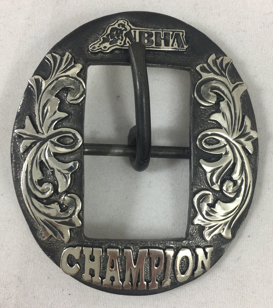 CSHB 139 Custom Trophy Silver Cart Headstall Buckles