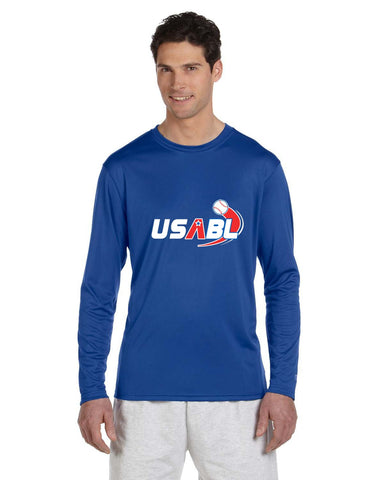 USABL Double Dry® Long-Sleeve Tee Shirt