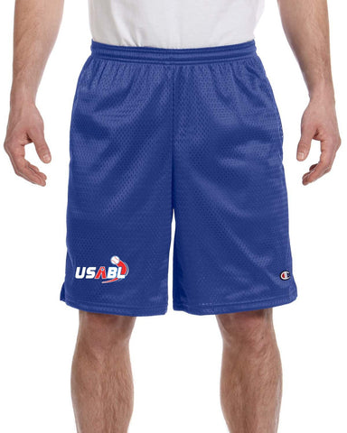 USABL Mesh Shorts with Pockets