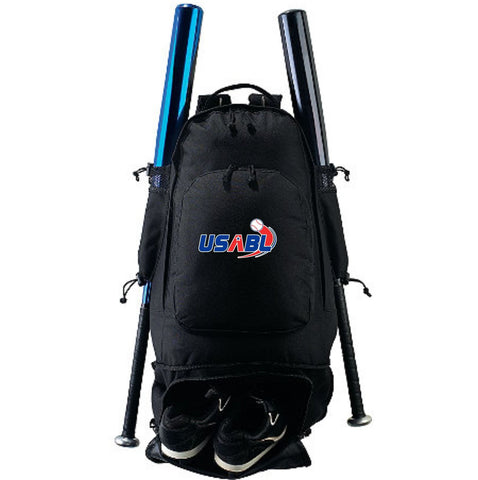 USABL Expandable Bat Backpack