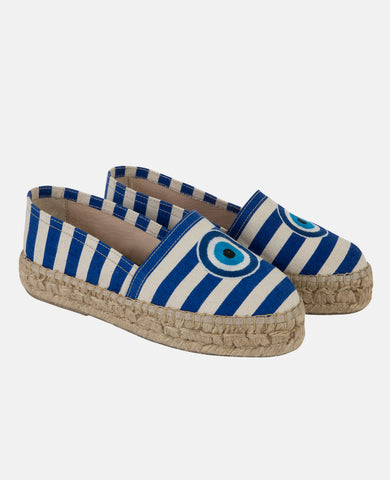 EYE STRIPES ESPADRILLES