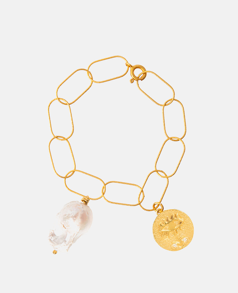 LOST SEA KRESSIDA STATEMENT BRACELET