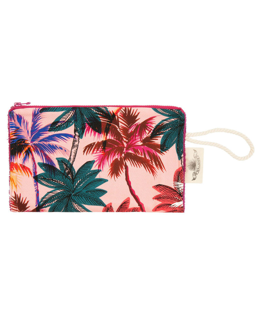 """THE BAHAMAS"" PASSEPARTOUT POUCH"