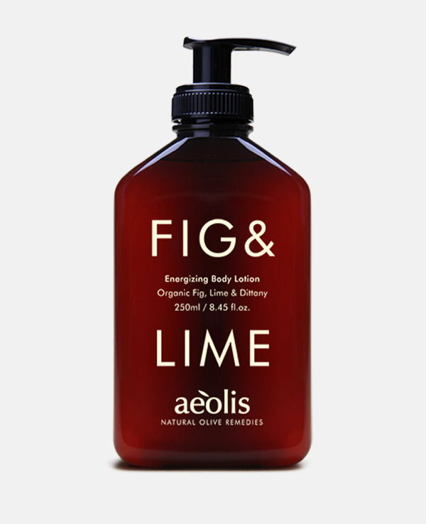 BODY LOTION FIG & LIME