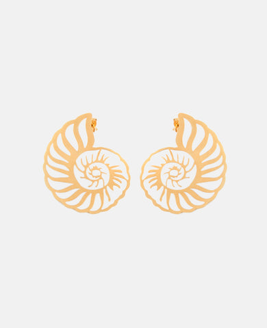 """NAUTILUS"" EARRINGS"