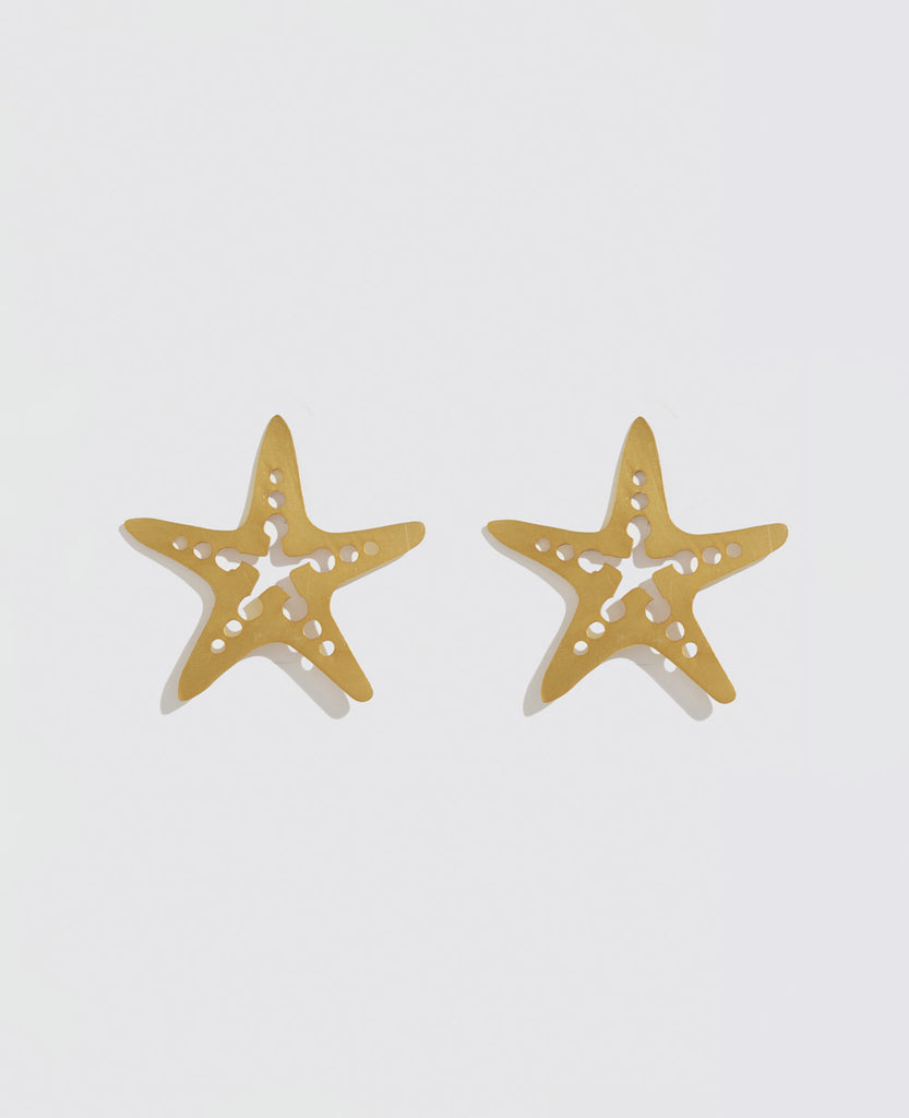 """STARFISH"" EARRINGS"