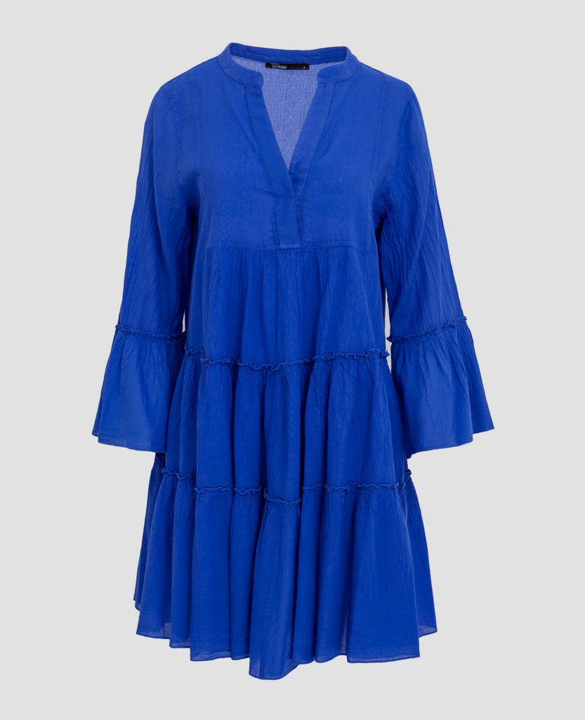 DEVOTION DRESS UNI COBALT BLUE