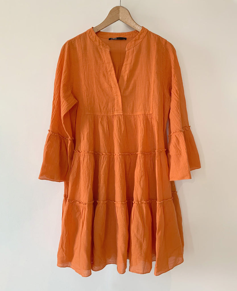 DEVOTION DRESS UNI ORANGE
