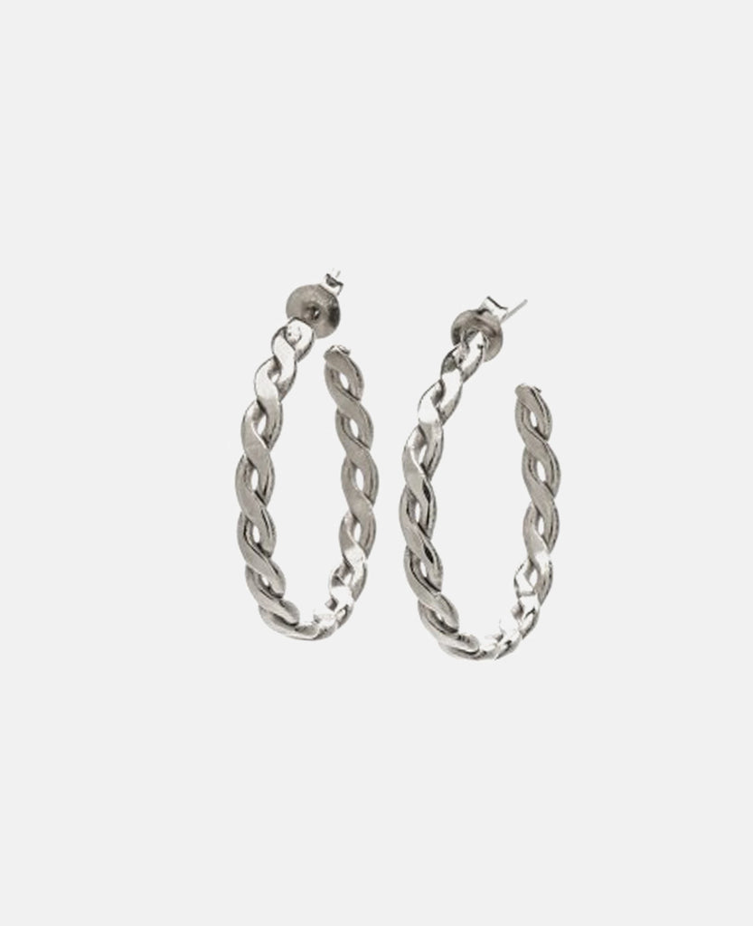 "CREOLEN ""THE BRAID S"" SILVER"