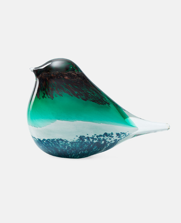 "GLASS BIRD ""ATLAS GREEN"""