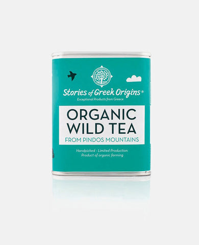 ORGANIC WILD MOUNTAIN TEA