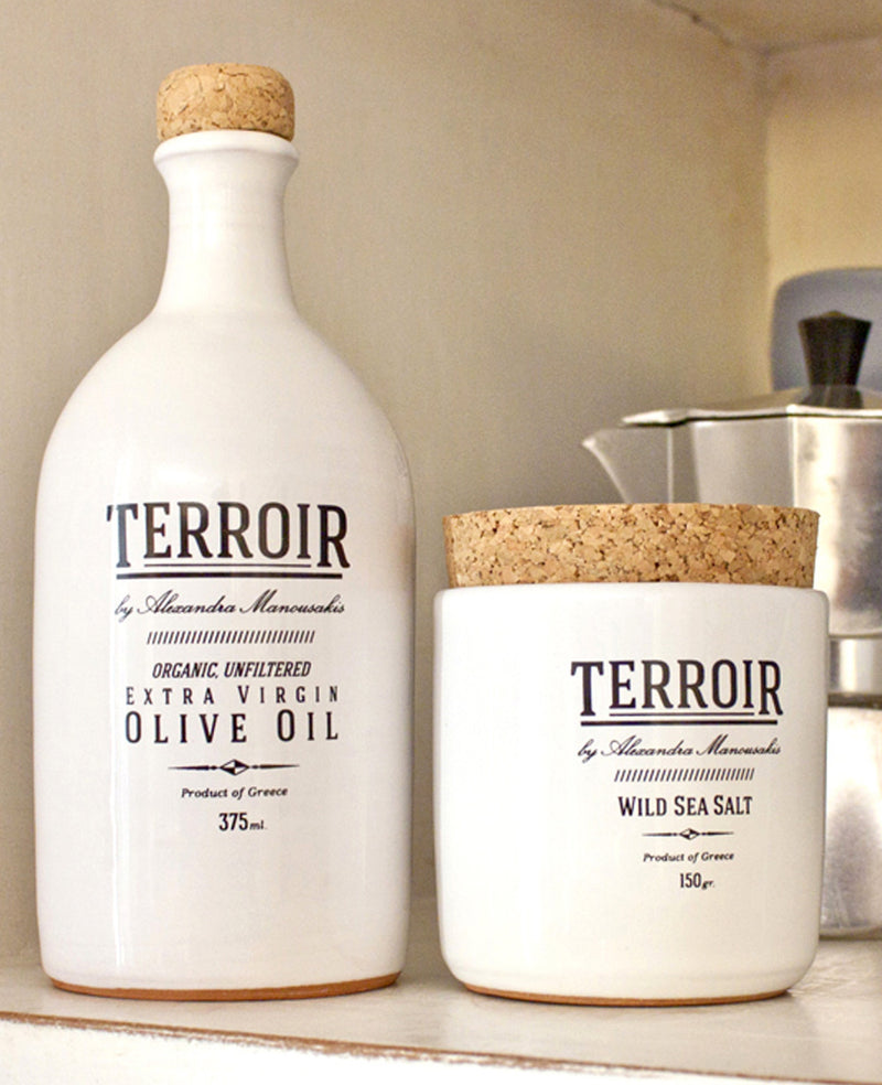 """TERROIR"" OLIVE OIL"