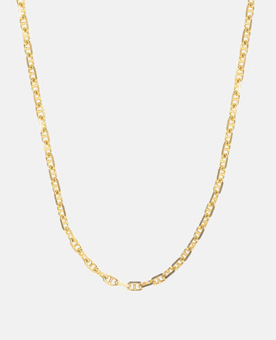 "NECKLACE ""THE LETTER CHAIN"""