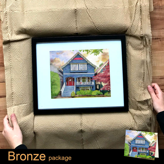 Bronze Portrait Package