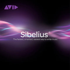 Buy Sibelius 8 Perpetual Licenses