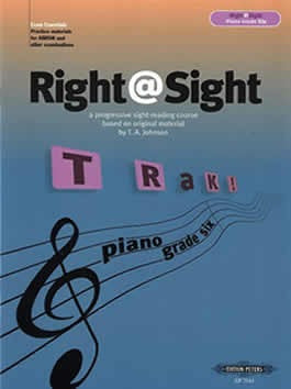 Right@Sight - Grade 6 - Piano