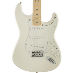 Fender Standard Stratocaster in Arctic White (Maple Fretboard)