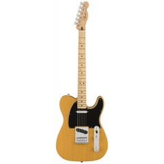 Fender Standard Telecaster in Butterscotch Blonde (Maple Fretboard)