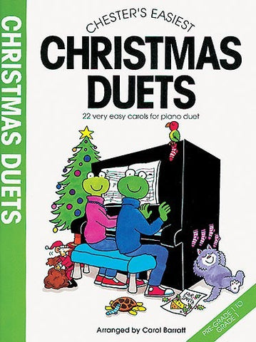 Chester's Easiest Christmas Duets - Piano