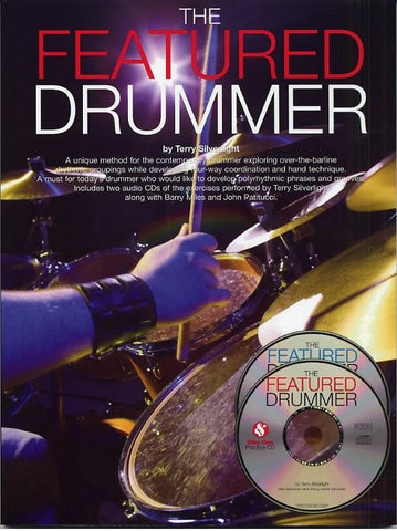 The Featured Drummer - Drum Kit (with CD)