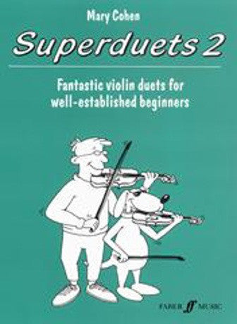 Superduets Book 2 - Violin
