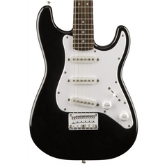 Squier Mini Strat V2 Electric Guitar (3/4) in Black