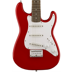 Squier Mini Strat V2 Electric Guitar (3/4) in Torino Red