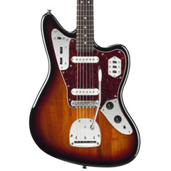 Squier Vintage Modified Jaguar - 3 Tone Sunburst