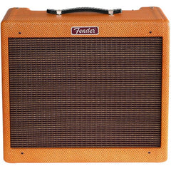 Fender Blues Junior Lacquered Tweed Combo Amp - 15w