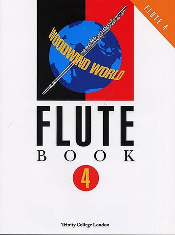 Woodwind World - Flute Book 4 - Flute