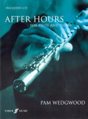 After Hours - Book/CD - Flute