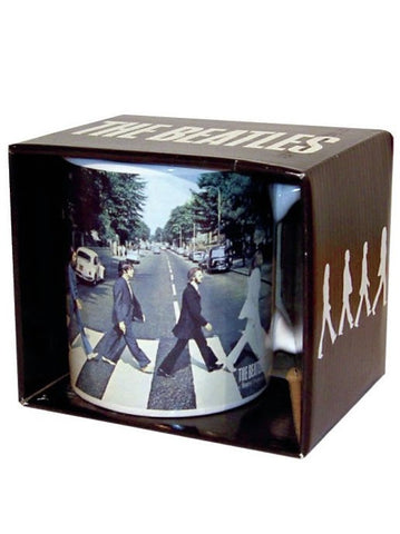 Boxed Mug - Beatles - Abbey Road