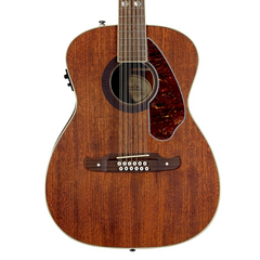 Fender Tim Armstrong 'Hellcat' 12-String Electro Acoustic Guitar in Natural