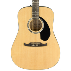 Fender FA-125 Acoustic Guitar in Natural