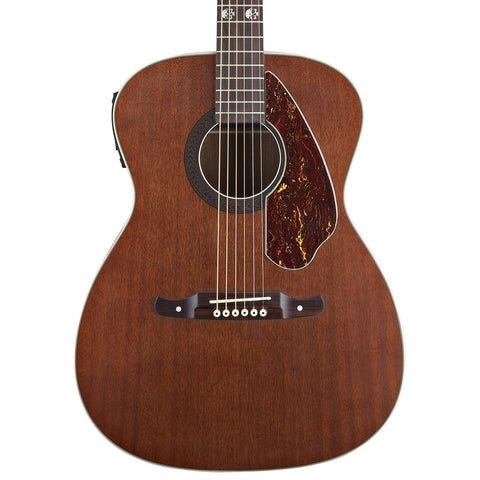 Fender Acoustic Guitar - Tim Armstrong 'Hellcat' Artist Series - Solid Mahogany Top