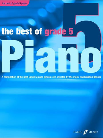 The Best of Grade 5 - Piano