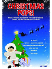 Christmas Pops! - SATB + Piano