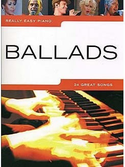 Really Easy Piano: Ballads