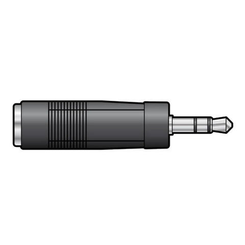 AV:Link 3.5mm Male - 6.3mm Female Adapter