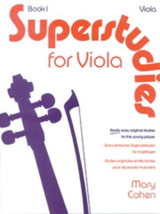 Superstudies - Book 1 - Viola
