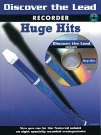 Discover The Lead - Huge Hits - Recorder
