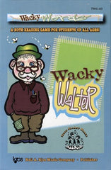 Wacky Words: Wacky Walter Note Reading Game