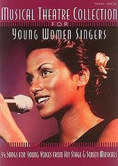 Musical Theatre Collection for Young Women Singers - Piano, Vocal + Guitar