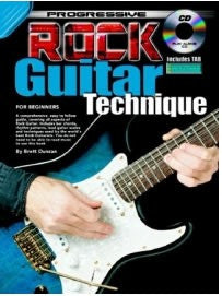 Progressive Rock Guitar Technique (with CD)