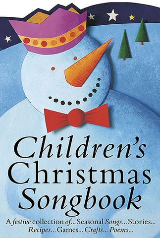 Children's Christmas Songbook - Piano, Vocal + Guitar