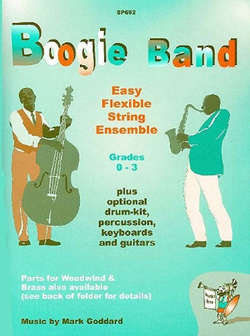 Mark Goddard: Boogie Band (Flexible String Ensemble)