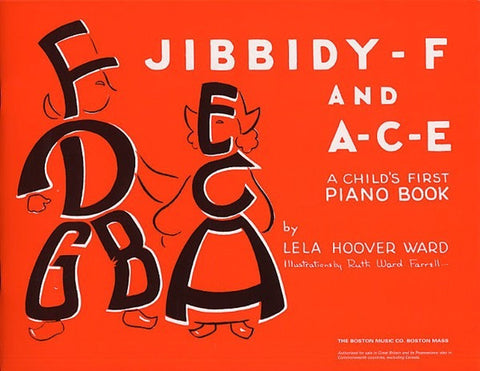 Jibbidy-F and A-C-E - Piano