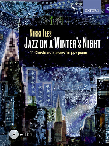 Jazz On A Winter's Night - 11 Christmas Classics for Jazz Piano