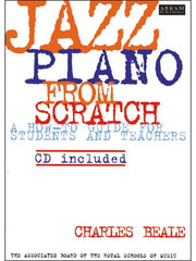 ABRSM Jazz Piano from Scratch (with CD)